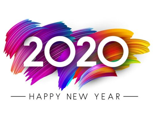 Thanks 2019, hello 2020!